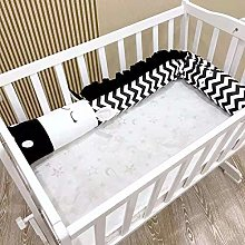 Stangent Baby Crib Bumper Breathable Infant