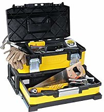 Stanley 1-95-829 Metal/Plastic Tool Box with