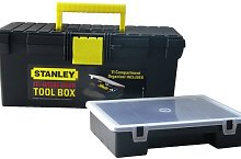 Stanley 16 Inch Tool Box and Organiser (770048899)