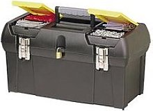 Stanley 19 Inch Metal Latch Tool Box