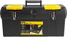 Stanley 24 Inch Tool Box with Tote Tray.