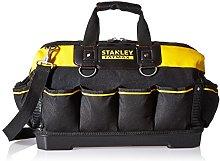 Stanley 518150M FatMax Tool Bag, 18, Black & Gray