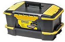 Stanley Click And Connect Deep Tool Box With