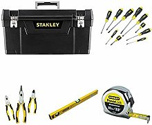 STANLEY ESSENTIALS TOOL BOX KIT
