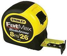 Stanley Fatmax 8M Premium Tape Measure