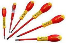 Stanley Fatmax Stanley Fatmax Fully Insulated 6Pc
