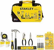 Stanleymaterial tool set, 38pieces, STMT0-74101