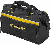 STANLEY Open Mouth Tool Bag for Drill and Tools,