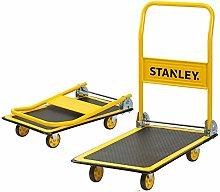 Stanley PC527 Steel Platform Truck-150KG, Yellow,