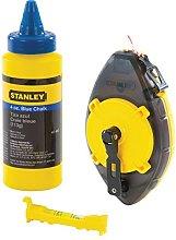 Stanley Power Winder Chalk Line Set 30m
