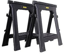 Stanley Stanley Folding Sawhorse Twin Pack