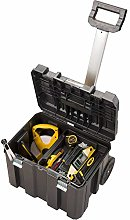Stanley tool chest with galvanized closing (with