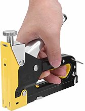 Staple Gun, Industrial Tool Easy to Carry for Home