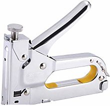 Staple Gun Manual Nail Gun 3 in 1 Heavy Duty