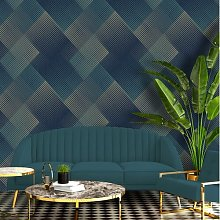 Stapleford 10.05m x 53cm Textured Matte Wallpaper
