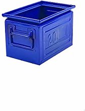 Staqbox Kitchen Storage Metal Box Retro Stackable