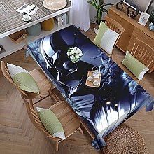 Star Darth Vader Wars 59 Inches X 107.9 Inches