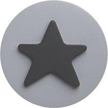 Star Door Knob Lorena Canals Colour: Light grey