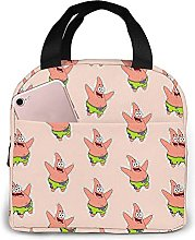 Star_Fish Portable Lunch Bag Insulated Cooler Tote
