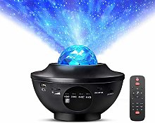 Star Projector Night Light, KEEDA Starry Ocean