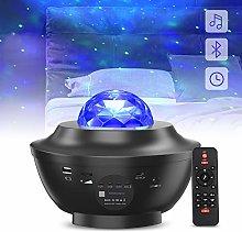 Star Projector Night Light, MAKEASY 2 in 1 LED