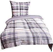 Star Tent 632154Leroy Bed Linen Set Maco Satin