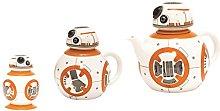 Star Wars Breakfast Set, Ceramic, Colourful, 39,5