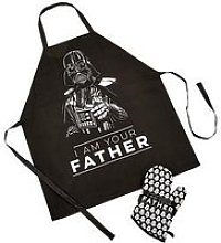 Star Wars I Am Your Father Apron And Oven Glove
