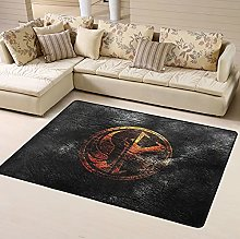 Star Wars Movie Area Rug Floor Rugs Living Room