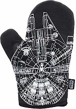 Star Wars Oven Mitt - Millennium Falcon