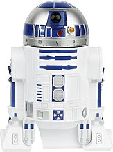 "Star Wars R2-D2 Kitchen Timer, White, 8"" x"