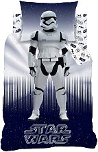 Star Wars Storm Trooper Bedding Set - Single