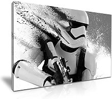 Star Wars Stormtrooper Canvas Wall Art Picture