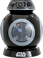 Star Wars Talking Grizzly Boo Cookie Jar, Black,