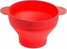 Starall Silicone Microwave Popcorn Popper with Lid