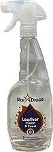 STARDROPS LEATHER SUITE CLEANER SOFA RESTORER
