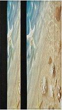 Starfish Seashell Refrigerator Door Handle Covers