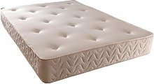 Starlight Beds - 3ft Single Mattress with Memory