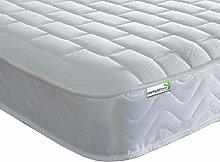 Starlight Beds - 4ft6 Double Memory Foam Mattress.