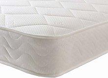 Starlight Beds Sprung Shorty Memory Foam Mattress