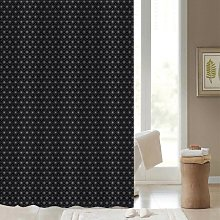 Starry Night Polyester Shower Curtain 1800mm x