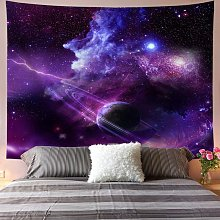 Starry Sky Galaxy Tapestry Psychedelic Space