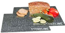Stars Glass Chopping Board Set Stoneline