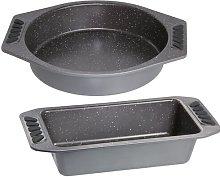 Stars Non-Stick Bakeware Set Stoneline