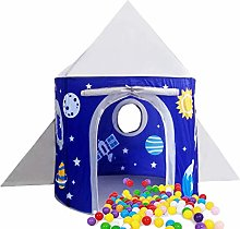 Stasone Foldable Play Tent, Castle Play Tent