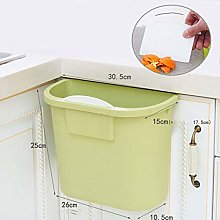 Stasone Small Trash Can, Hanging Garbage Can for