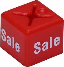 Stationery Geeks 50 Coat Hanger Size Cubes Unisex