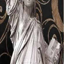 STATUE OF FREEDOM CLOCK WD012 MANIE