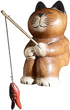 Statues,Crafts Creative Cute Cartoon Ornaments