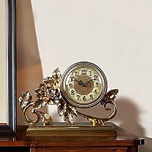 Statues,Desk Clock Creative Living Room Tv Cabinet